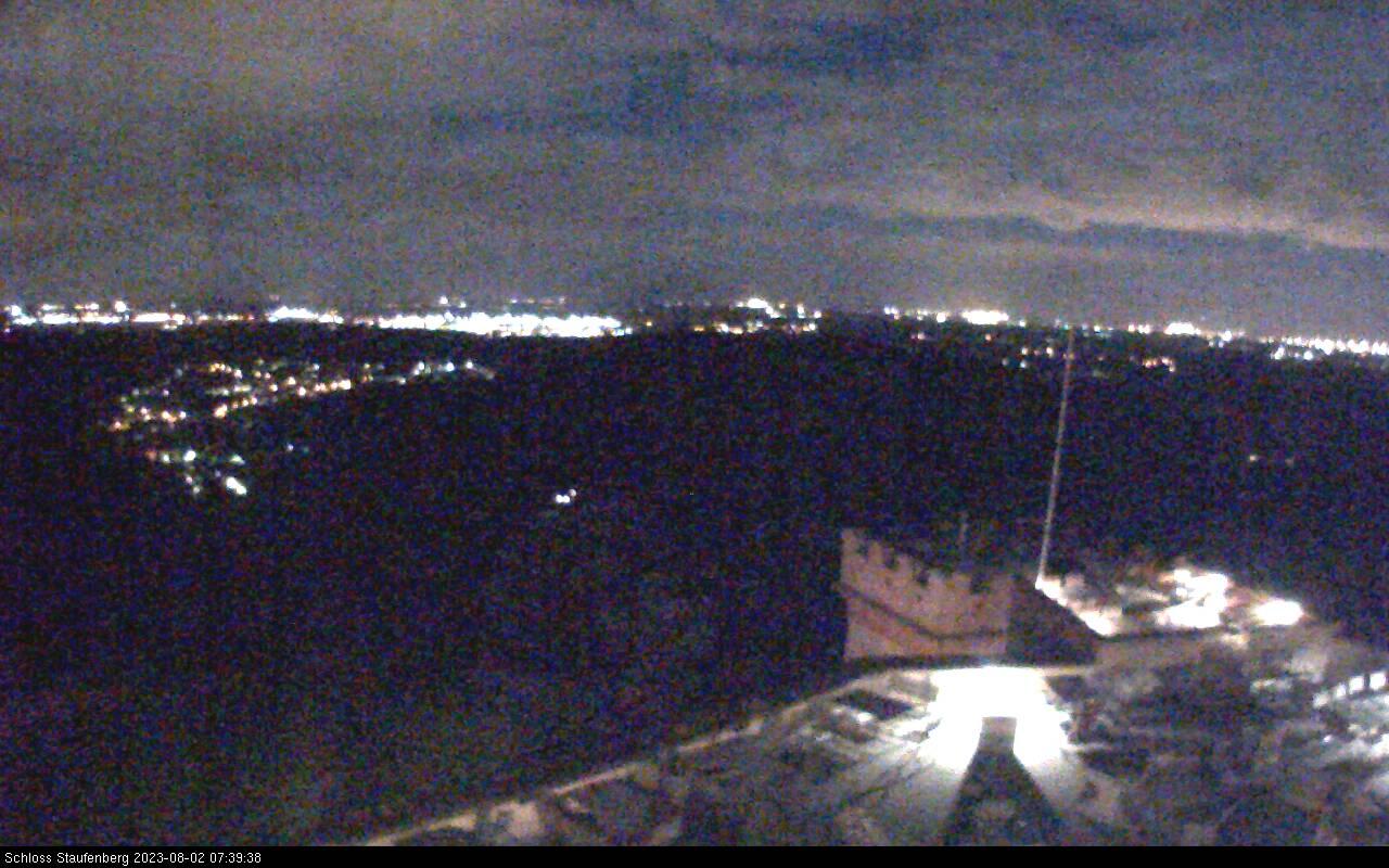 Webcam Schloss Staufenberg